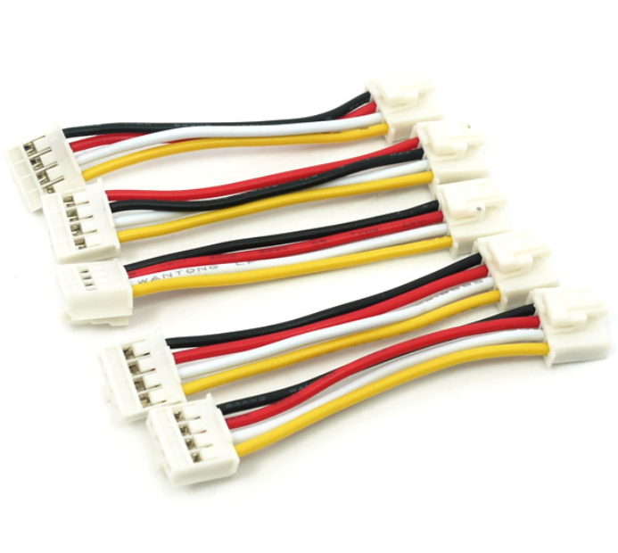 그루브 보편적인 4핀 버클 Grove - Universal 4 Pin Buckled 5cm Cable (5 PCs Pack) [110990036]